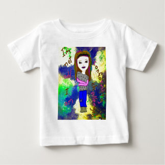 Conformity challenged print.jpg baby T-Shirt