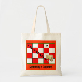 Conformity is Overrated Tote Bag