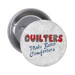 Confortar Quilters Pin Redondo De 2 Pulgadas