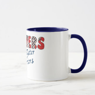 Confortar Quilters Taza
