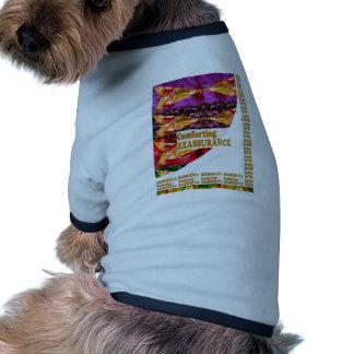 CONFORTAR reaseguro: VIDA VIVA de la sabiduría de  Camisas De Mascota
