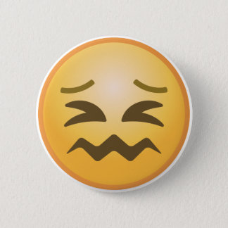 Confounded Emoji Button
