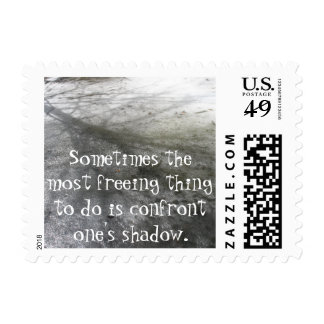Confront Your Shadow Self Postage