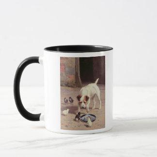 Confrontation Mug