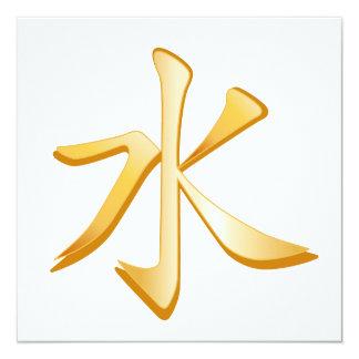 Confucian Symbol Card