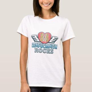 Confucianism Rocks T-Shirt
