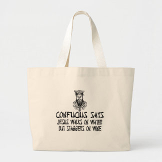 Confucio ateo bolsa