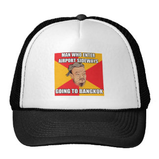 Confucio dice ir a Bangkok Gorro De Camionero
