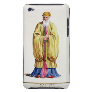 Confucius (551-479 BC), from 'Receuil des Estampes iPod Touch Case-Mate Case
