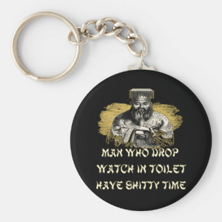 Confucius Didn't Say That! Keychain