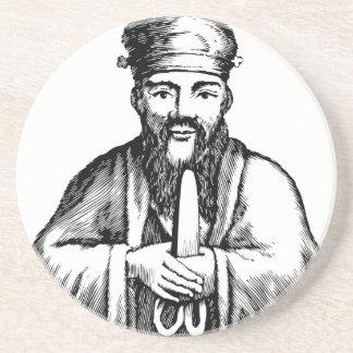 Confucius Drink Coaster