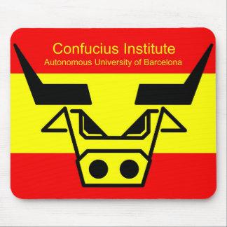 Confucius Institute in Barcelona Mouse Pad