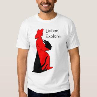 Confucius Institute in Lisbon - Customized T-Shirt