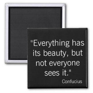Confucius Magnets