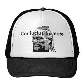 Confucius Portrait - Confucius Institute Trucker Hat