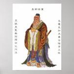 Confucius Print