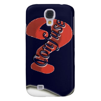 Confuse Ask Symbol the nice symbol Samsung S4 Case