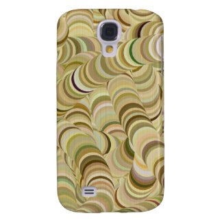 confused art 6 Samsung Galaxy S4 phone case