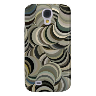 confused art Samsung Galaxy S4 phone case