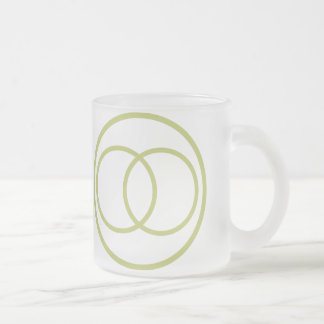 Confused as to what scientific field I belong to Frosted Glass Coffee Mug
