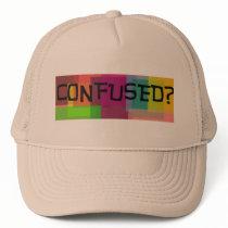 Confused Cap