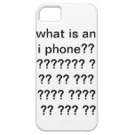 confused case iPhone 5 cases