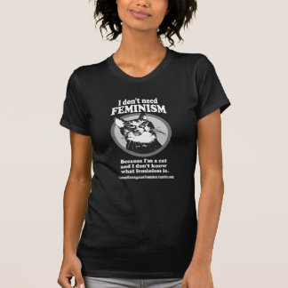 Confused Cats (Sweetie in a Circle, dark shirts)