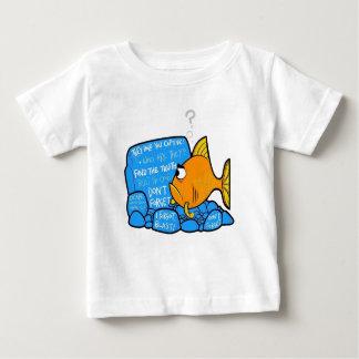 Confused Clownfish Tee Shirt