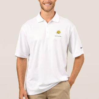 Confused Emoticon Polo Shirt
