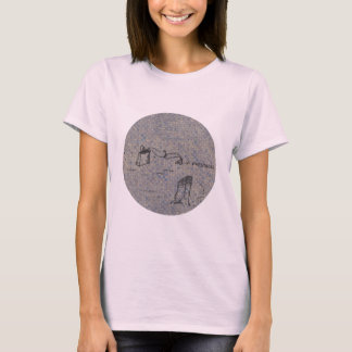 Confused girl T-Shirt