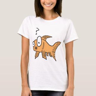 Confused Goldfish T-Shirt