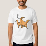 Confused Goldfish T-shirts