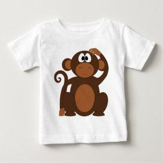 Confused Happy Monkey Tshirt