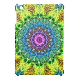confused harmony kaleidoscope iPad mini case