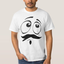 Confused Jalapeno Funny T-Shirt