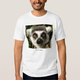 Confused Lemur T-Shirt