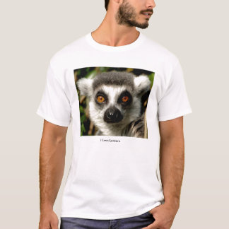 Confused Lemur T-Shirt