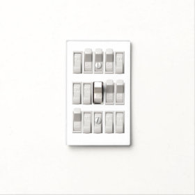 confused light switch plates