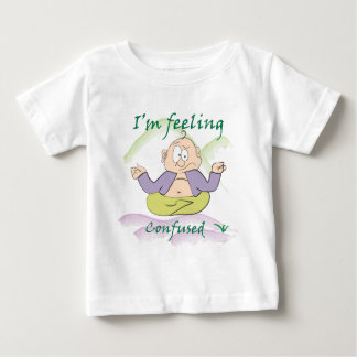 Confused Monk T-shirt