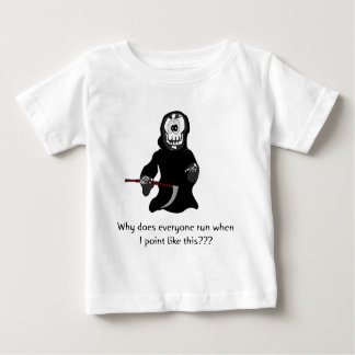 Confused Reaper... T-shirts