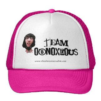Confused, TEAM OBNOXIOUS, www.theobnoxioussahm.com Trucker Hat