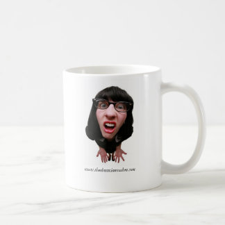 Confused, www.theobnoxioussahm.com coffee mug