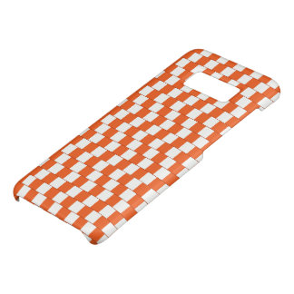 Confusing lines Orange Case-Mate Samsung Galaxy S8 Case