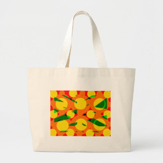 Confusion in Fall Large Tote Bag