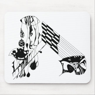 Confuso Mouse Pad