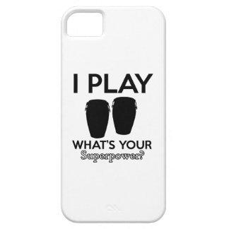 conga design iPhone SE/5/5s case