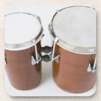 Conga Drums Drink Coaster