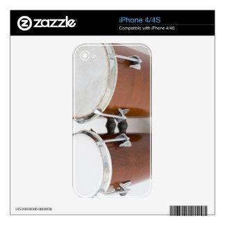 Conga Drums iPhone 4 Skin