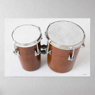 Conga Drums Poster