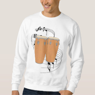 Conga Drums Sweatshirt